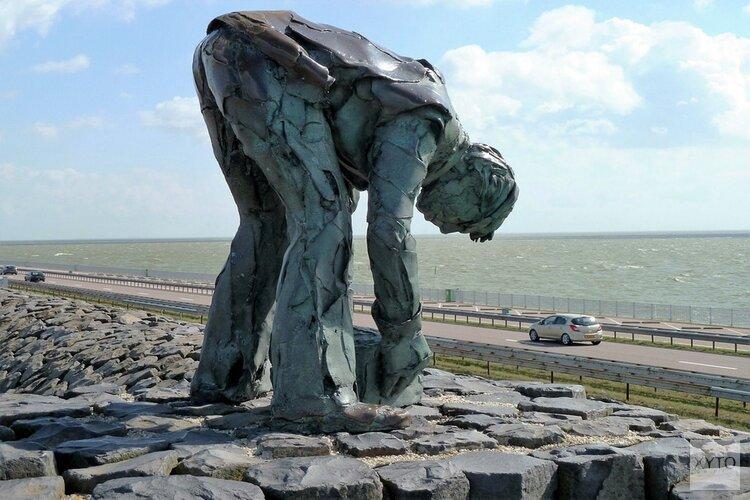 """Wonen op de Afsluitdijk: """"Dit is een goddelijk plekje"""""""
