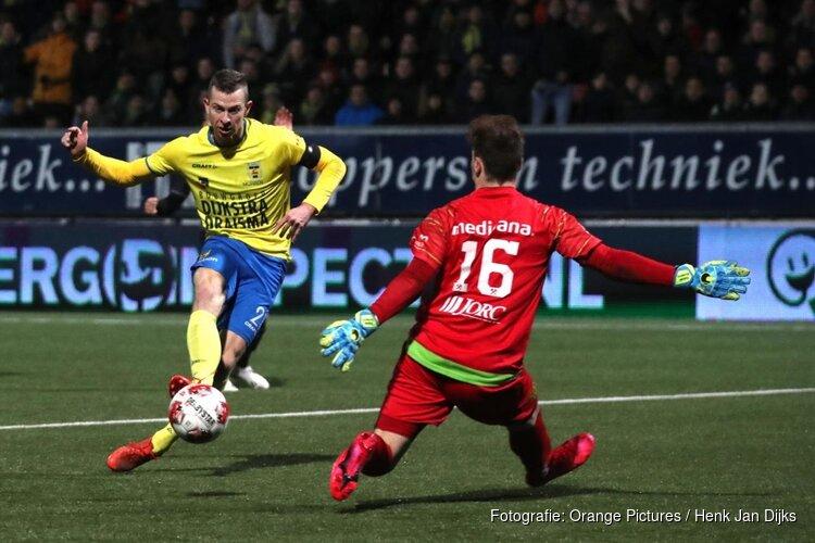 SC Cambuur simpel langs zwak Roda JC