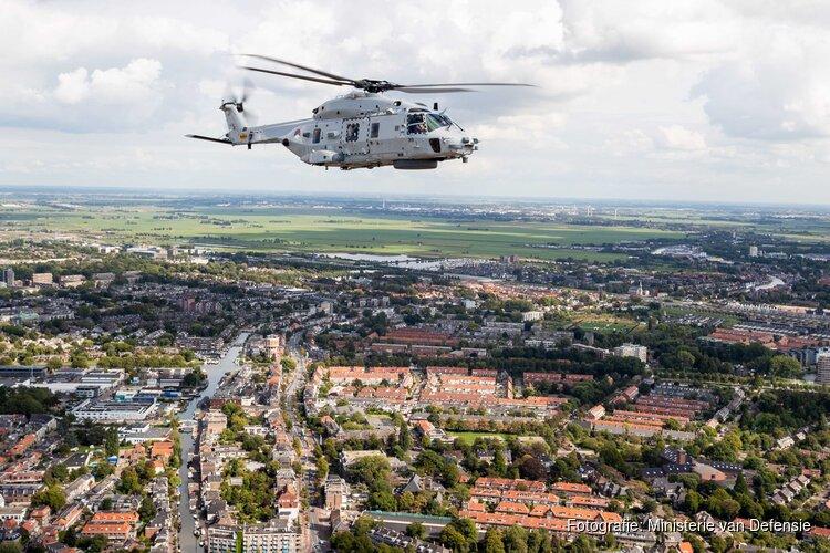 Patiëntentransport vanaf de Waddeneilanden even terug in handen Defensie