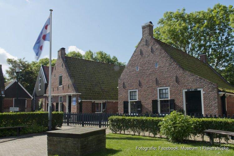 Museum 't Fiskershúske aanvaart legaat Zwart