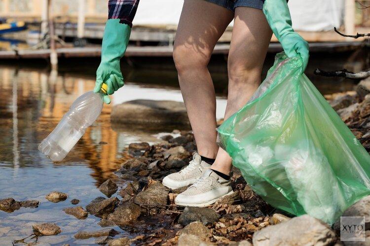 Grote schoonmaakactie Skjin Wetter in gemeente Harlingen