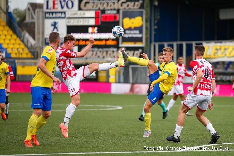 SC Cambuur moeiteloos langs FC Dordrecht